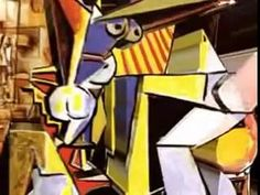 Pablo Picasso (by DAVID Bowie) video clip