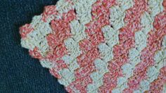 crochetear: Trabalho em croche com barbante 4/8 ponto diagonal...
