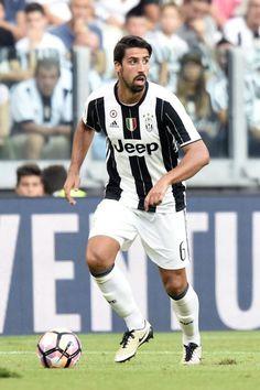 Foto Sami Khedira - Juventus-Sassuolo