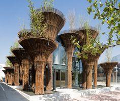 Galeria - Expo Milão 2015: Pavilhão do Vietnã / Vo Trong Nghia Architects - 8