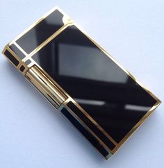 CARAN d'ACHE LIGHTER China Lacquer Black by STUNNINGCOLLECTIBLES