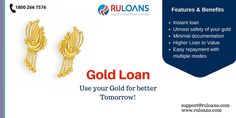Need loan but have Bad CIBIL Score? Your search ends here! ruloans.com provide loan from top-notch banks & financial institutes even at Bad CIBIL Score. For more details visit - https://www.ruloans.com/gold-loan