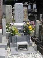 土方歳三の墓