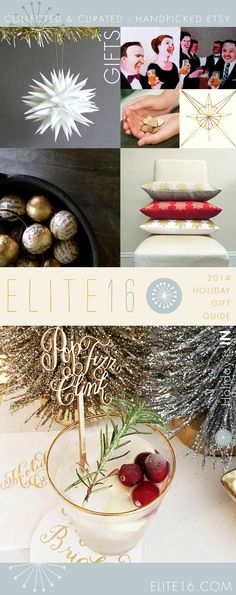 So many beautiful #handmade #holiday finds - check it out!    http://issuu.com/elite16/docs/elite16_etsyholidaygiftguide/79