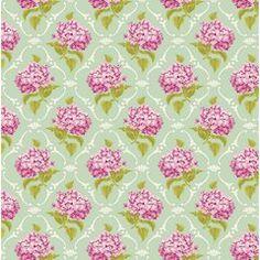 tilda fabric 'sewingbird'