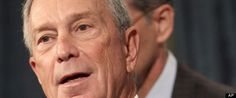 Michael Bloomberg Endorses Obama  11/01/2012