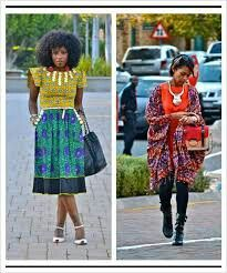 African street style SERIES