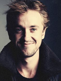 Tom Felton... Now I remember why I had a crush on him back in the first movie