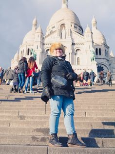 Taking in the  Sacré-Coeur basilica  #koalabi #chelsea #koalabiaccessories