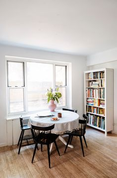 Here, seven handsome and hardworking organizing finds that I've come to rely on. Cool Bookshelves, Built In Bookcase, The Home Edit, Small Space Organization, Wall Mounted Shelves, Better Homes And Gardens, Small Living, Small Spaces, Cool Things To Buy