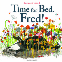 time for bed fred uk cover image