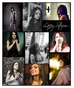 """""""Lacey Sturm"""" by greendaydez ❤ liked on Polyvore featuring art, LaceySturm and Flyleaf"""