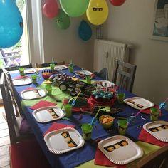 Lego Ninjago Party - Der 8. Geburtstag - BloggerMumOf3Boys