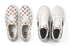Vans « I Love NY » by DQM