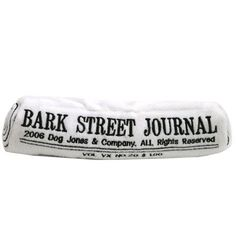 Dog Diggin Designs Bark Street Journal Plush Dog Toy *** Check out the image by visiting the link. (This is an affiliate link and I receive a commission for the sales) Funny Dog Toys, Dog Chew Toys, Funny Dogs, Cute Dogs, Gifts For Pet Lovers, Dog Gifts, Dog Lovers, Shih Tzu Dog, Yorkie