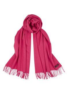 Maison Scotch Sjaal van wol 210 x 60 cm • de Bijenkorf
