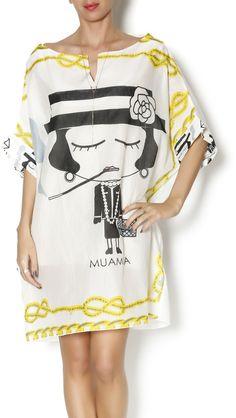 Mua Mua Dolls Coco Chanel Kaftan