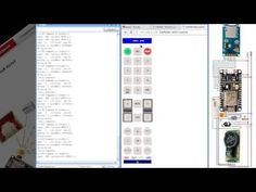 ESP8266 - universal remote control part1 - Scanning IR commands - YouTube