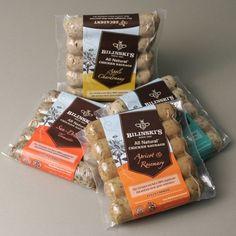 Bilinski Sausage Company - Sausage Package Design