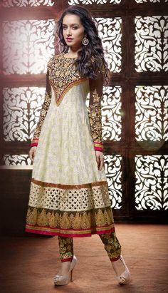 online Salwar Kameez Bollywood Suits - 7753