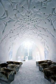 Ice Hotel, Iceland