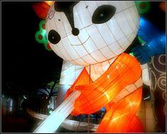 Chinese Olympic Mascot #Beijing