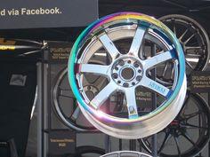 Gram Lights 57S-PRO with Titanium Coating Rim (http://www.rays-msc.com/wheels/index.cgi?d=32)