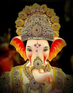 Ganesh Chaturthi Photos, Happy Ganesh Chaturthi Images, Ganesha Pictures, Ganesh Images, Ganpati Bappa Wallpapers, Shivaji Maharaj Hd Wallpaper, Ganesh Photo, Ganesh Lord, Lord Ganesha Paintings