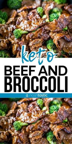 Easy Keto Beef & Broccoli recipe, so quick to make, tastes delicious! An easy low carb dinner recipe with easy sauce marinade. Easy Keto Beef & Broccoli recipe, so quick to make, tastes delicious! An easy low carb dinner recipe with easy sauce marinade. Keto Beef And Broccoli Recipe, Broccoli Beef, Easy Broccoli Recipes, Low Carb Dinner Recipes, Keto Dinner, Low Carb Quick Dinner, Easy Recipes For Dinner, Easy Beef Recipes, Clean Eating Dinner Recipes