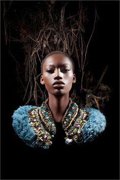 Vanity Fair Italia | La Moda Che Arriva Dall'Africa (Fashion That Comes From Africa)
