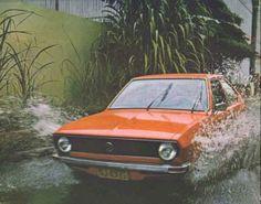 1974 VW Passat - Brasil