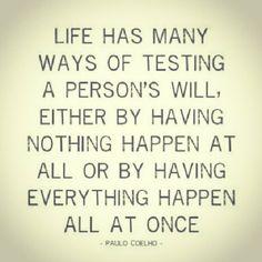 Yep. Stay strong.