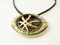 Dr Strange agamotto amulet movie pendant by 10dollarjewellery #drstrange #agamottoeye #pendant #jewelry