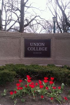 Union College in Schenectady, NY
