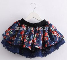 Baby girls skirts spring 2016 version of the pastoral style floral skirt bow lace tutu skirts children's clothing Princess skirt #Tutu skirts http://www.ku-ki-shop.com/shop/tutu-skirts/baby-girls-skirts-spring-2016-version-of-the-pastoral-style-floral-skirt-bow-lace-tutu-skirts-children-s-clothing-princess-skirt/