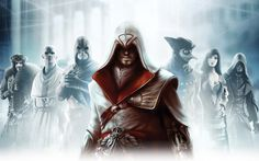 assassins creed brotherhood backround for large desktop (Bradshaw Nail 1920x1200)
