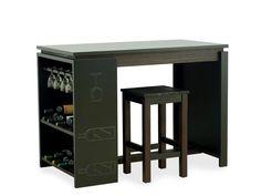 Bar para Vinho + Banqueta Malbec