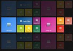 20 Useful jQuery Metro UI Plugins