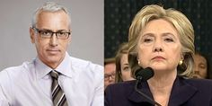 CNN 'demanded Dr. Drew retract Hillary health comments' -- Source: 'It was downright scary and creepy'