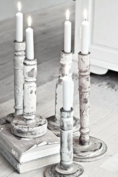 candle - vintage