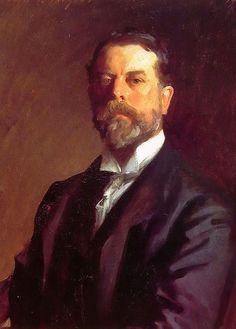 John Singer Sargent self-portrait