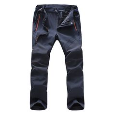 Item Type: Full Length Sport Type: Camping & Hiking Gender: Men Material: Polyester Material Technology: DRYTEC Closure Type: Zipper Fly Model Number: LCC-A5086 Color: Black,Darkblue,Darkgrey Size: L-