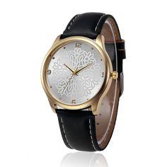 2016 luxury brand смотреть женщины Casaul Ретро Дизайн Кожаный Ремешок мужчины часы Аналоговые Сплава Кварцевые Наручные Часы relojes mujer Горячая продажа #CLICK! #clothing, #shoes, #jewelry, #women, #men, #hats