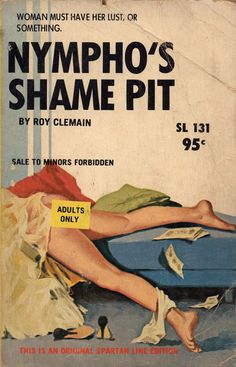 SL-131 Nympho's Shame Pit by Roy Clemain (EB)
