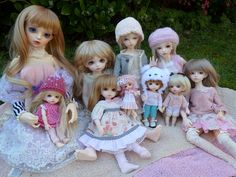 BJD Family | by Gigiholy