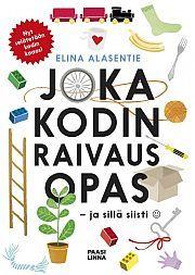 €26.95 Elina Alasentie: Joka kodin raivausopas from Suomalainen.com