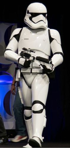 Star Wars - Episode VII The Force Awakens Stormtrooper