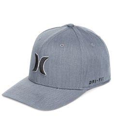 6a04b533d3c Hurley Men s Ace Dri-fit Embroidered Logo Hat Hat Men