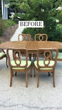 Thrift Store Furniture, Upcycled Furniture, Furniture Projects, Furniture Makeover, Painted Furniture, Diy Furniture, Reupholster Furniture, Diy Interior, Furniture Restoration