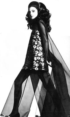 1969 italian design, Paris Vogue